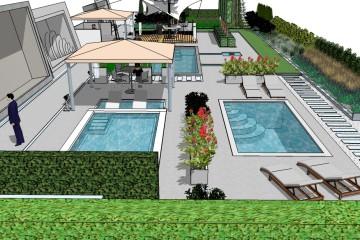 Návrhy a projekty záhrady
