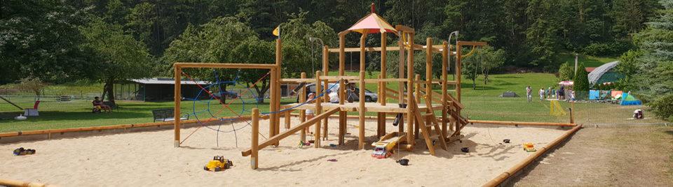 Realizujeme detské ihriská a športoviská